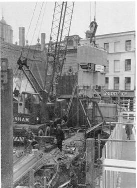 1966 155 High Street Branch demolished for rebuild (1)