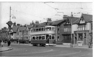 1945 South Shore with Tram MBA