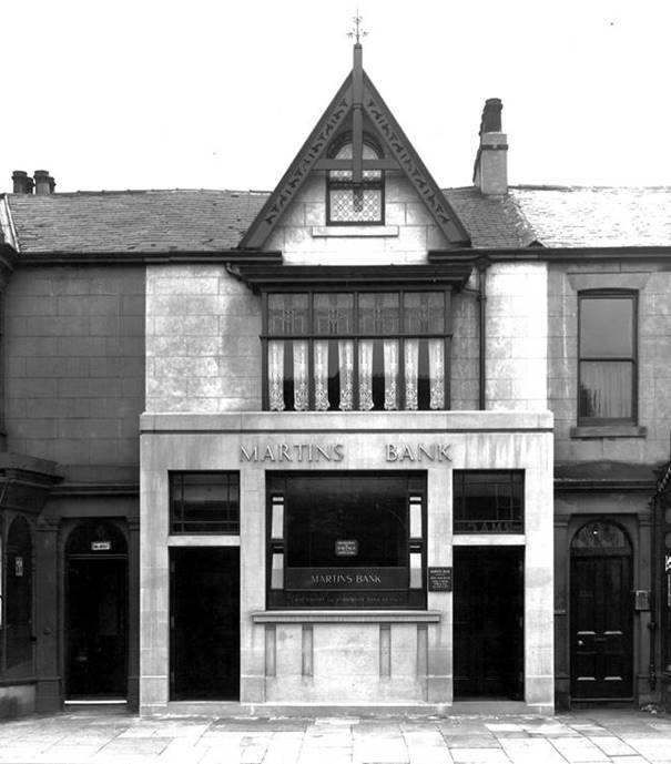 1960 Blackpool South Shore 388 Lytham Road BGA Ref 33-79