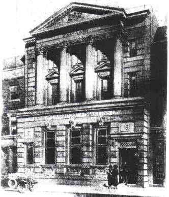 Bank article 1923 photo