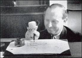 1958 Sooty cashes his first cheque! (Guiseley Branch) MBM-Su58P36.jpg