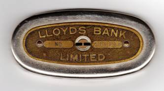 1950 s Lewis's Metal Money Box MBA.JPG